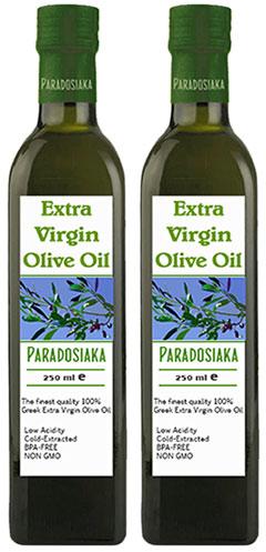 Paradosiaka olive oil